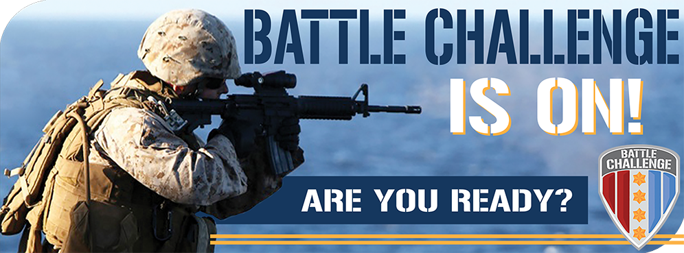 Battle Challenge 2016 is on!  Bring it to your base!