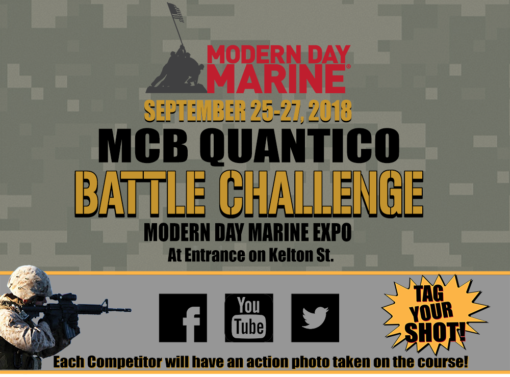 The South Carolina National Guard presents the Military Benefit Association Battle Challenge as part of the Best Warrior competition.